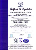 iso9001-alhayat-medical-center-doha-qatar