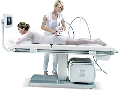 LPG Endermologie for treating Cellulite